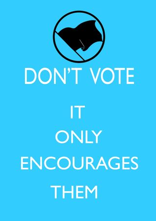 DON'T VOTE copy