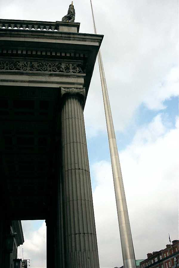 Picture of Spire of Dublin